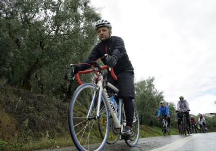 İznik'te 'Keyf-i Pazar' Bisiklet Turu