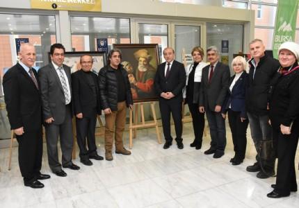 BURSA KENT KONSEYİ'NDEN 'SEVGİ VE BARIŞ' TEMALI SERGİ