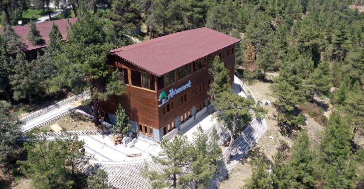 Bursa'da eko-turizmde kapasite Büyükşehir'le artıyor