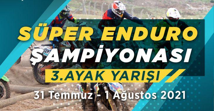 BASIN DUYURUSU Türkiye Süper Enduro Şampiyonası
