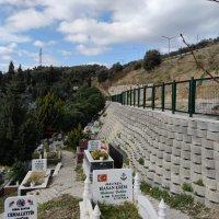 Gemlik Mezarlığı'na düzenleme