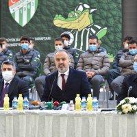 Hatıran Yeter Bursaspor'um
