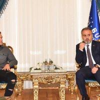 Rus Devlet Televizyonu rotayı Bursa'ya çevirdi