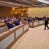 Belediye personeline protokol eğitimi