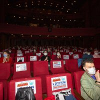 Tiyatrolardan özel buluşma
