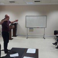 Büyükşehir'de hizmet içi eğitim