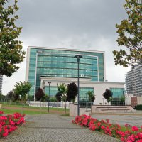Büyükşehir'e 'Yeşil Bina' sertifikası