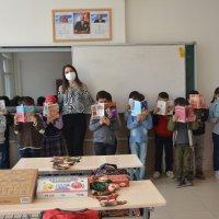 Bursa'dan Şırnak'a kitap kardeşliği