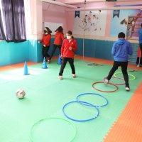 Eğitime sportif destek