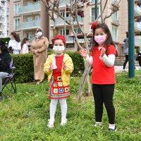 23 Nisan'da çocuklara tiyatro gösterisi