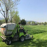 Yeşil Bursa yaza hazırlanıyor
