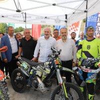 Bursa'da Süper Enduro Şampiyonası heyecanı