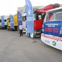 Bursa'dan yangın bölgelerine yardım eli