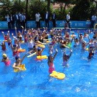 Yüzme bilmeyen çocuk kalmayacak