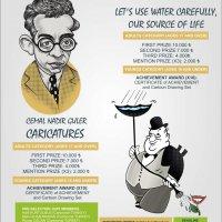 Büyükşehir'den uluslararası karikatür yarışması