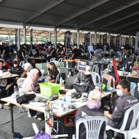 İHA'lar Bursa'da yarışıyor