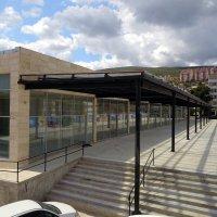 Kültür merkezinde çalışmalar hızlandı