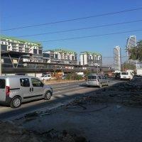 Şehir hastanesi hattında çalışmalar hızlandı